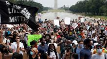 DC rallies for George Floyd: 'Our system is unjust' | USA News