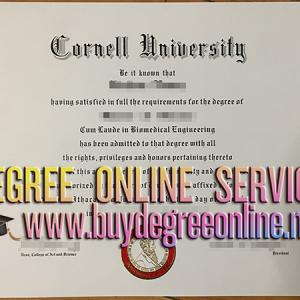 Purchase a fake Cornell University diploma from New York, make Cornell University degree